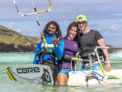 Hang lose Core Mauritius Kiteboarding